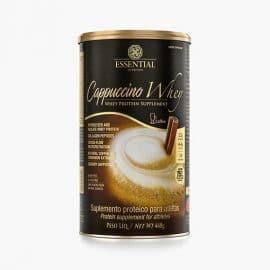 Cappuccino Whey 448g-0