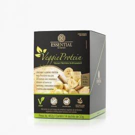Veggie Protein Banana com Canela Box-0