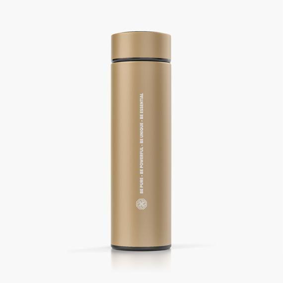 Thermo Bottle Dourada-0