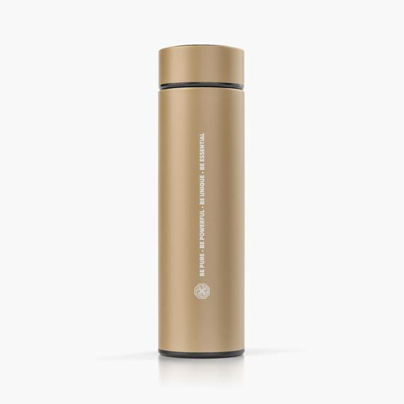 Thermo Bottle Dourada-0