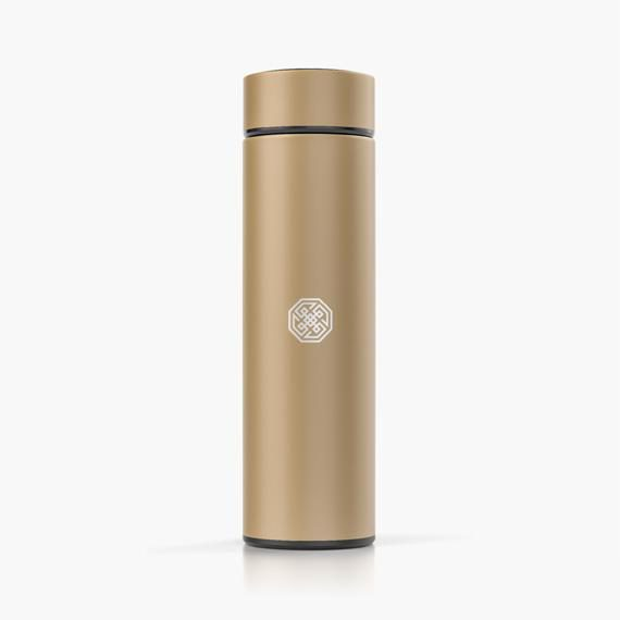 Thermo Bottle Dourada-1254