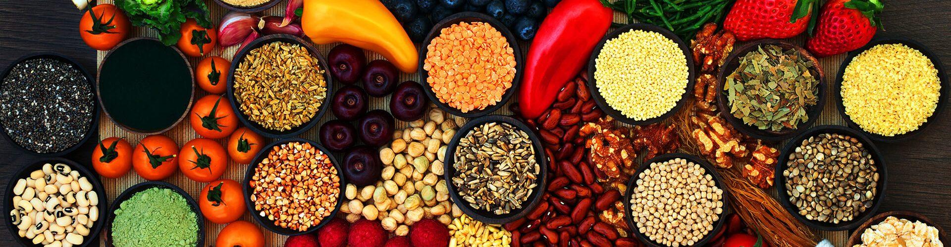 Alimentos e antioxidantes