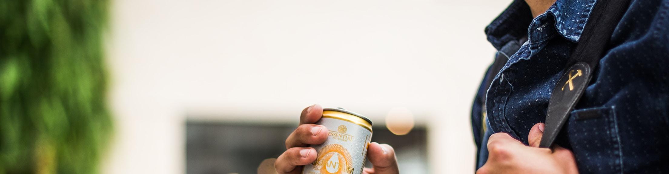 Para conciliar o trabalho com as outras atividades diárias, as bebidas funcionais dão mais energia e surgem como substitutas aos energéticos tradicionais