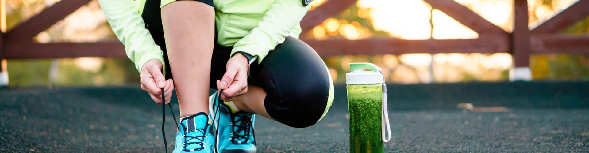 Pré-treino deve ser saudável
