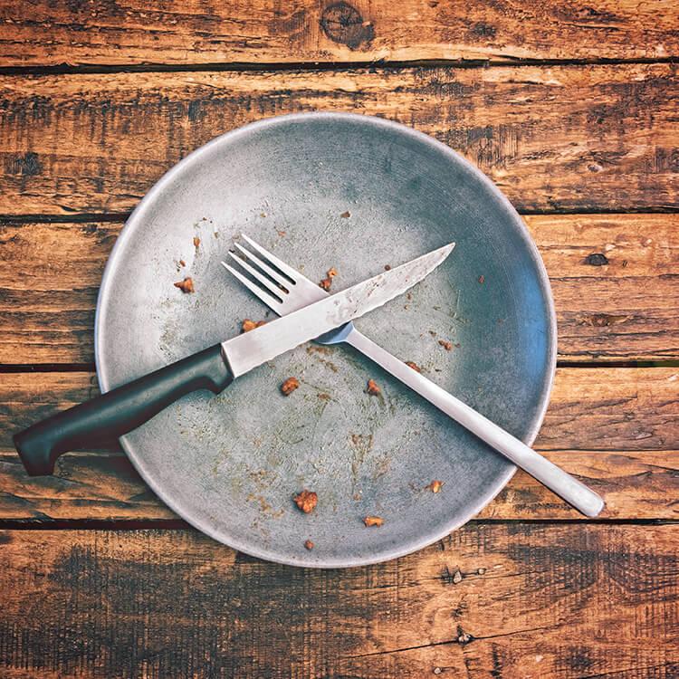 Alimentos específicos podem prolongar a sensação de saciedade