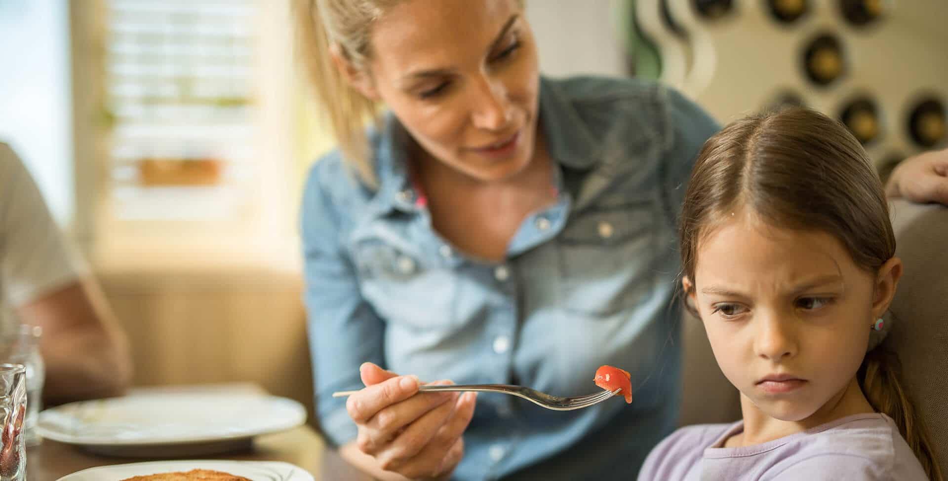 Os estudos indicam que, na maioria das vezes, o transtorno alimentar seletivo tem início na infância.