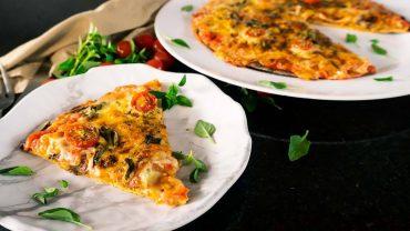 receita de pizza sem gluten