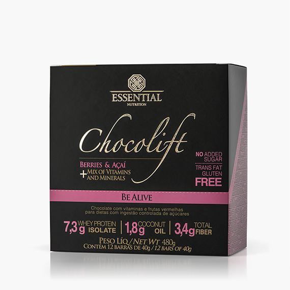 Chocolift Be Alive Box