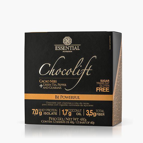 Chocolift Be Powerful Box