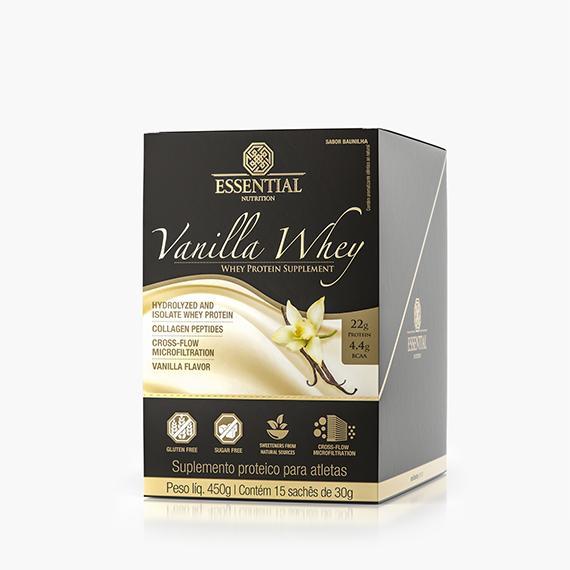 Vanilla Whey Box