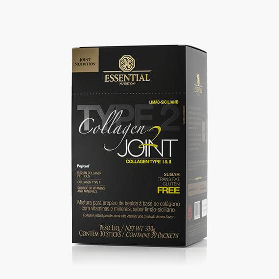 Collagen 2 Joint Limão-siciliano