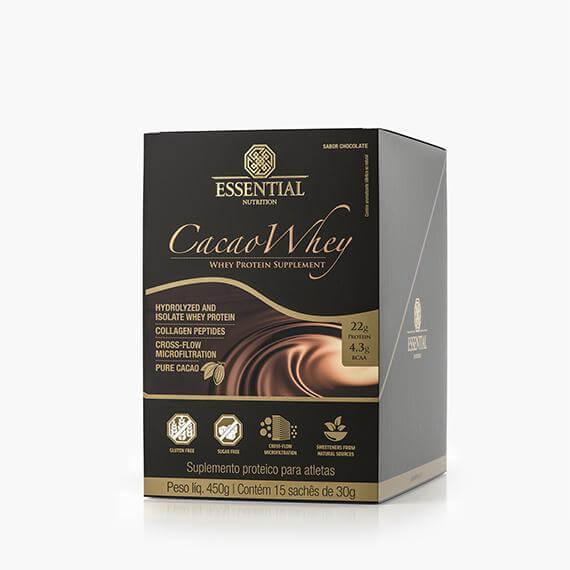 Cacao Whey Box
