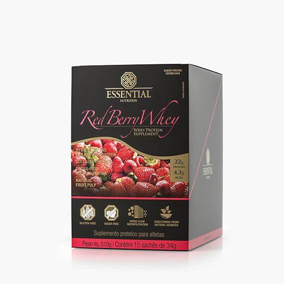 Red Berry Whey Box