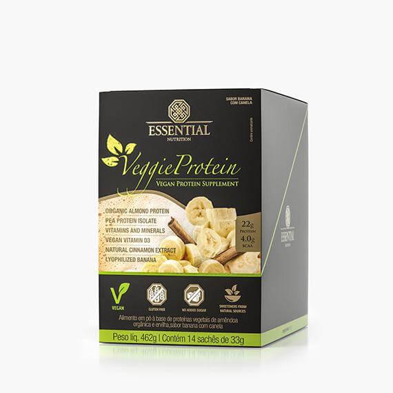 Veggie Protein Banana com Canela Box