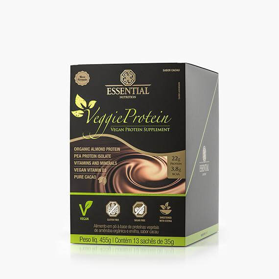 Veggie Protein Cacao Box