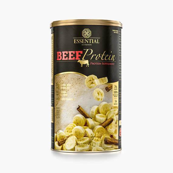 Beef Protein Banana com Canela