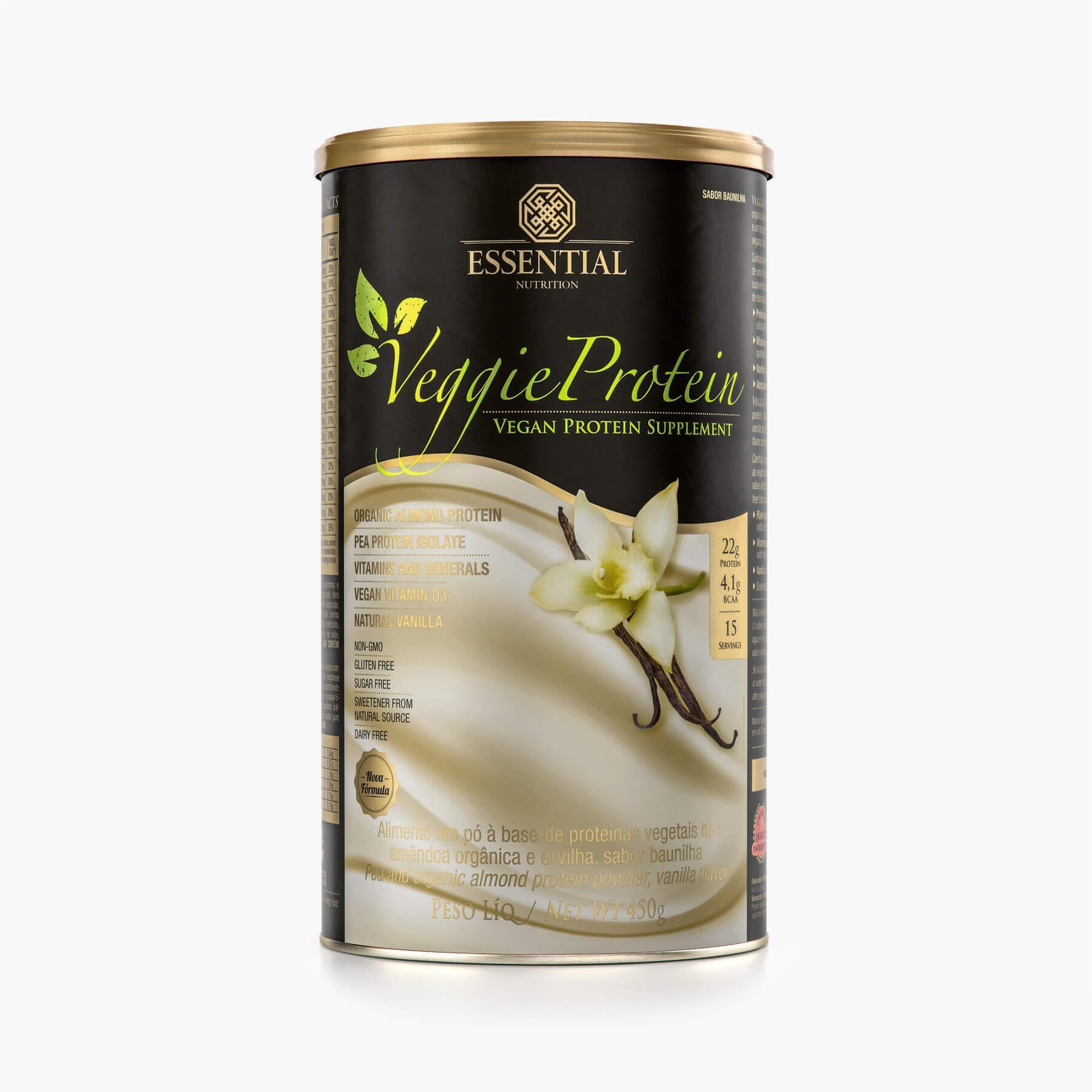 Veggie Protein Vanilla