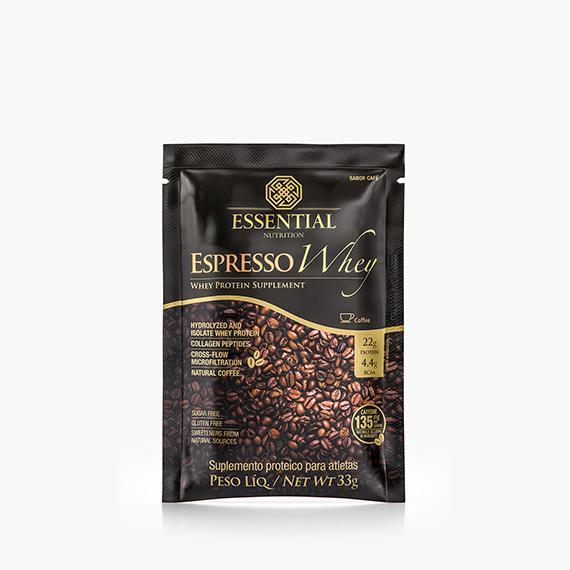 Espresso Whey Sachê